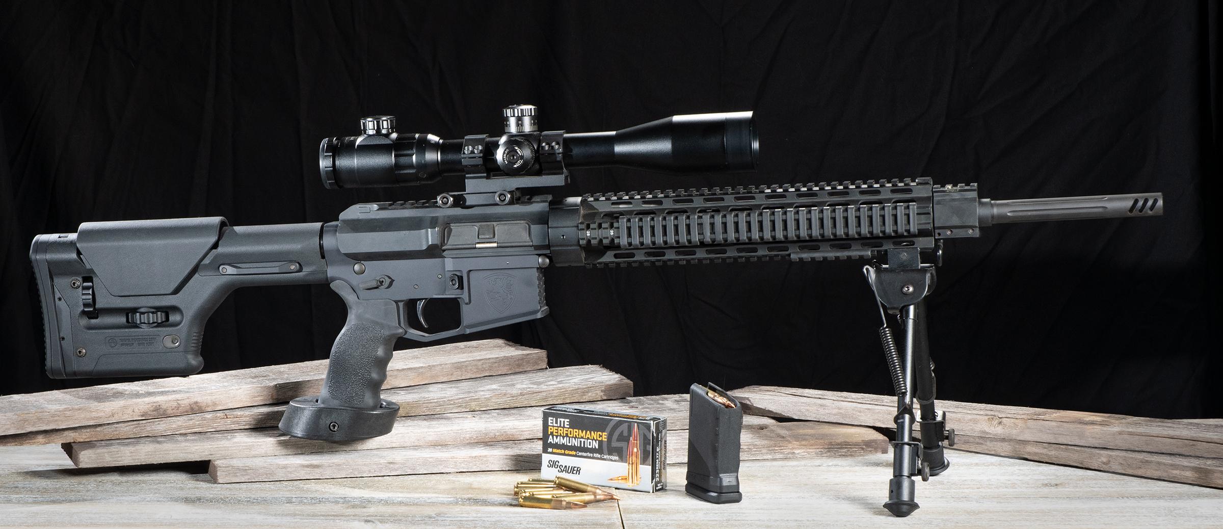 Precision AR-15
