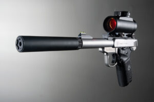suppressed 22 pistol